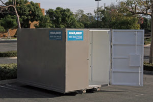 affordable storage container rental