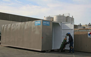best price on storage container las vegas