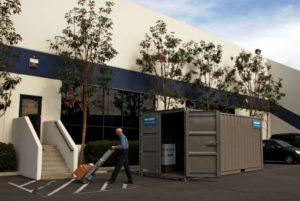 Best Price on Rented Storage Container Denver