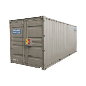 Affordable Construction Storage Containers in Salt Lake City