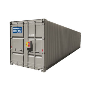 Construction Storage Containers in Sacramento