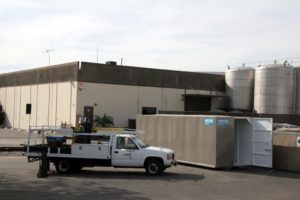 Construction Storage in San Francisco
