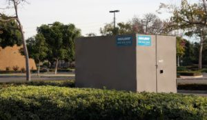 Portable Storage Containers in Los Angeles